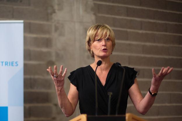 Francine Closener était en charge du nation branding au sein du ministère des Affaires étrangères. (Photo: Matic Zorman/Archives)