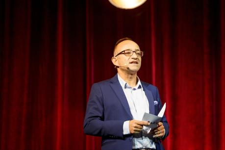 Francis Gasparotto a rejoint Maison Moderne en 2001, il est devenu le deuxième actionnaire de l'entreprise. (Photo: Maison Moderne Publishing SA/Archives)