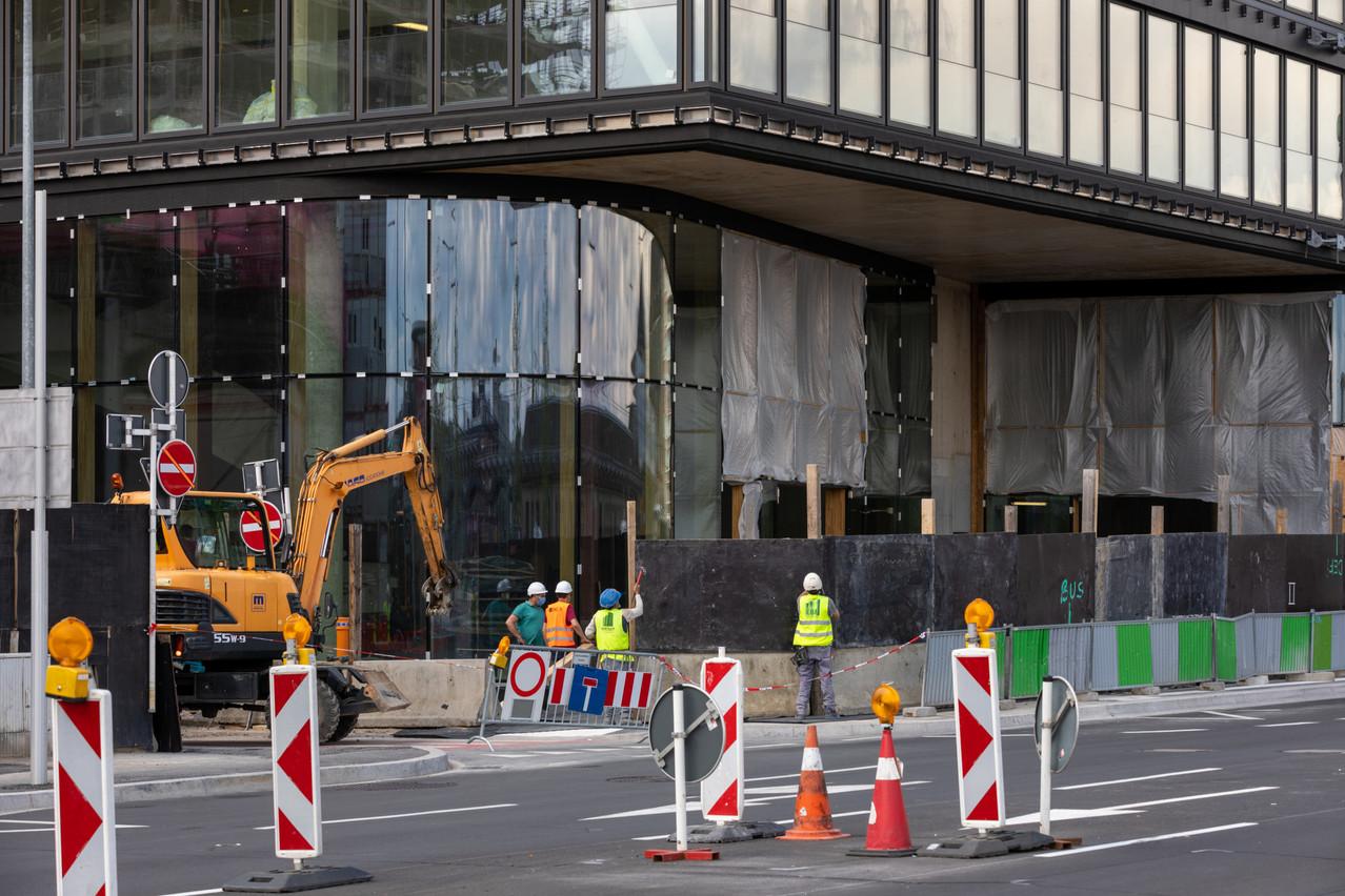 Un groupe de travail va se pencher sur des mesures concrètes pour aider le secteur de la construction à surmonter la crise de matériaux. (Photo: Romain Gamba/Maison Moderne)