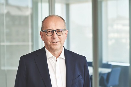 François Pauly est âgé de 55 ans. (Photo: Luxaviation)