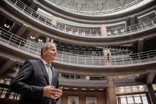 Le nouveau poste de CEO Europe de l'Ouest du groupe lui permet de siéger au comité exécutif de la région EMEA. (Photo: Jan Hanrion / Archives Maison Moderne)