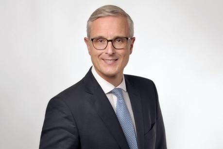 FrankRückbrodt devrait devenir, d'ici la fin de l'année, le nouveau CEO de la banque allemande au Luxembourg. (Photo:Deutsche Bank)