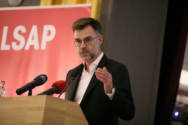 Le nouveau ministre va temporairement travailler depuis son domicile. (Photo: Matic Zorman/Archives)