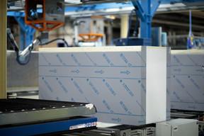 Après l'assemblage, les caissons sont prêts à devenir des réfrigérateurs. ((Photo: Matic Zorman / Maison Moderne))