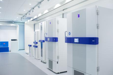 Le Luxembourg a déjà passé sa commande de réfrigérateurs à B Medical Systems. (Photo: Matic Zorman / Maison Moderne)