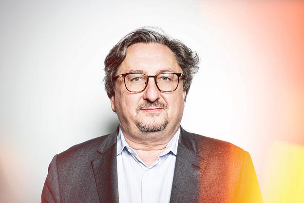 Jean Diederich, Partner at Wavestone Luxembourg. (Photo: Maison Moderne)