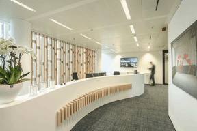 GSK Stockmann in Luxembourg – new office, same address (Gaël Lesure)