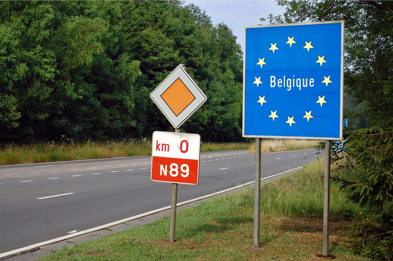 Les Belges devront justifier la nécessité de leurs déplacements, notamment s'ils quittent leur pays de résidence. (Photo: Shutterstock)