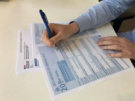 Voici comment corriger vos impôts pour ne pas subir la hausse due à la nouvelle convention fiscale. (Photo: Paperjam)