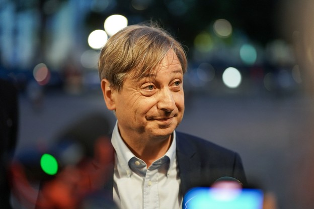 Pour le maire de l'Eurométropole de Metz, FrançoisGrosdidier, les effets positifs du télétravail sur l'économie lorraine sont supérieurs à ses coûts pour les recettes fiscales françaises. (Photo: Maison Moderne/archives)