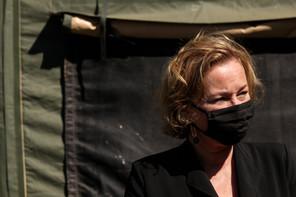 La crise du Covid-19 a placé Paulette Lenert sur le devant de la scène, et la ministre de la Santé a su tenir son rôle. (Photo: Matic Zorman/archives)