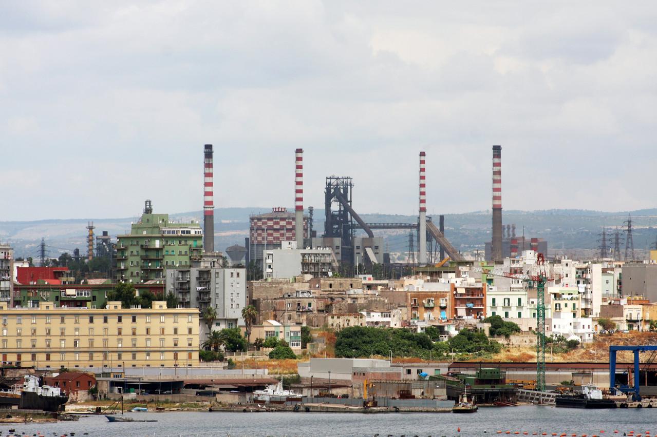 En 2018, le prix d'achat du sidérurgiste italien Ilva était évalué à 1,8 milliard d'euros. (Photo: Shutterstock)