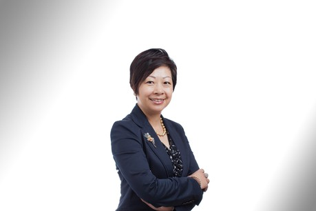 Eleanor Wan, CEO of BEA Union Investment Management Limited. (Photo:BEA Union Investment Management Limited)