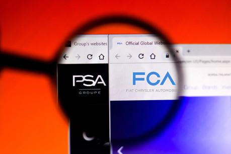 Les 14marques automobiles de PSA et Fiat Chrysler seront réunies sous le même emblème de Stellantis. (Photo: Shutterstock)