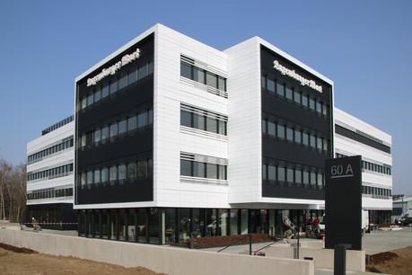 Le bâtiment Show changera de propriétaire après sa livraison. (Photo : Soludec)