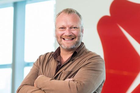 Neil Cross a tourné le dos à DBS pour cofonder une fintech en Australie. Et parie sur un nouveau format, qui n'est pas digital. (Photo: Neil Cross)