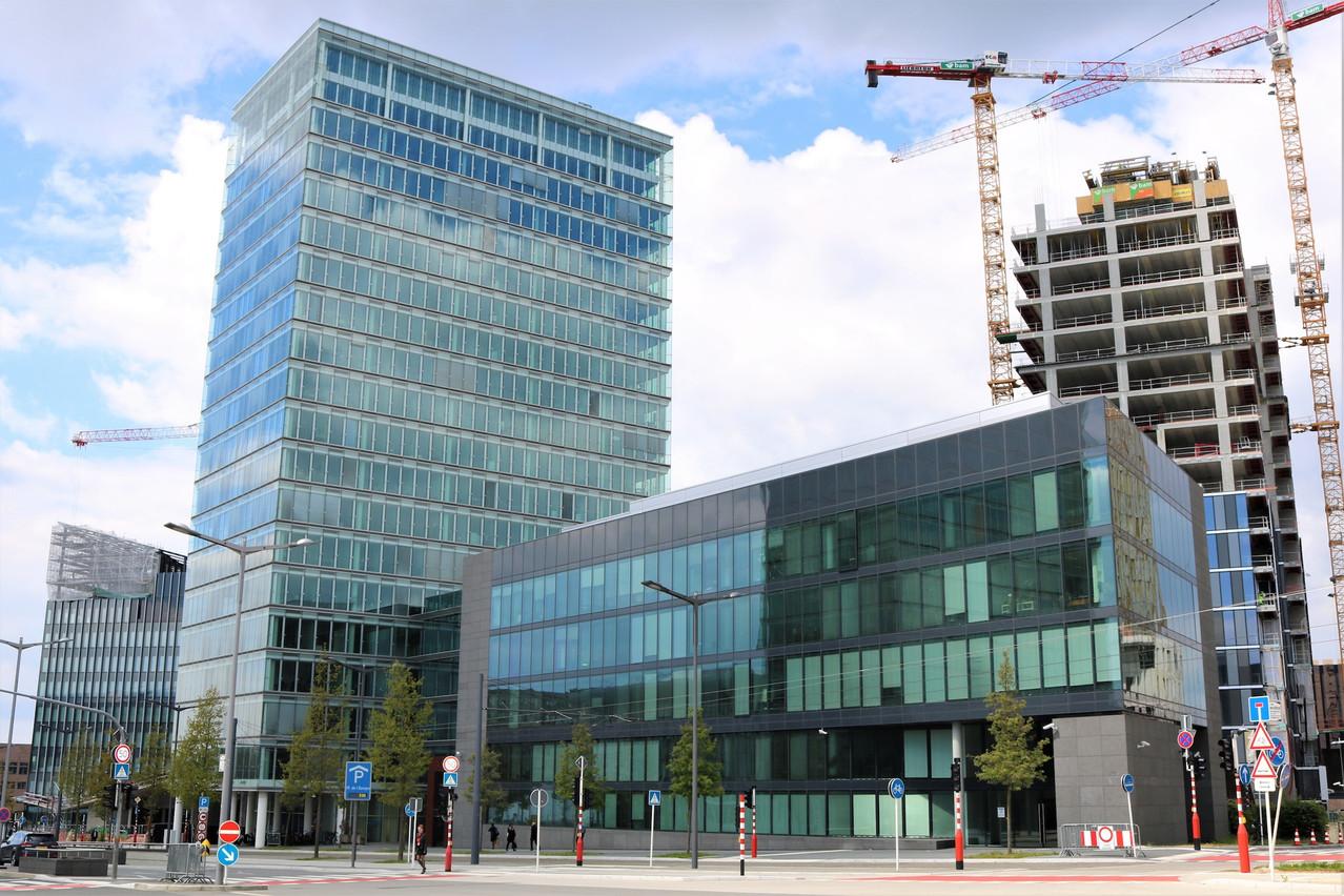 Le Parquet européen s'installera en novembre 2020 dans une des tours d'entrée du Kirchberg. (Photo:MAEE - ministère des Affaires étrangères et européennes)
