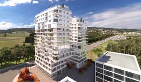 Les Capelli Towers ((Illustration: Architecture et Environnement))