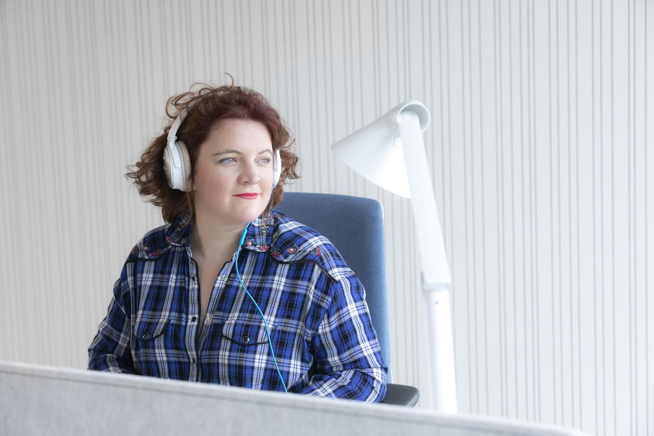 Gaëlle Haag déborde de projets pour son entreprise Startalers. (Photo: Blitz Agency)