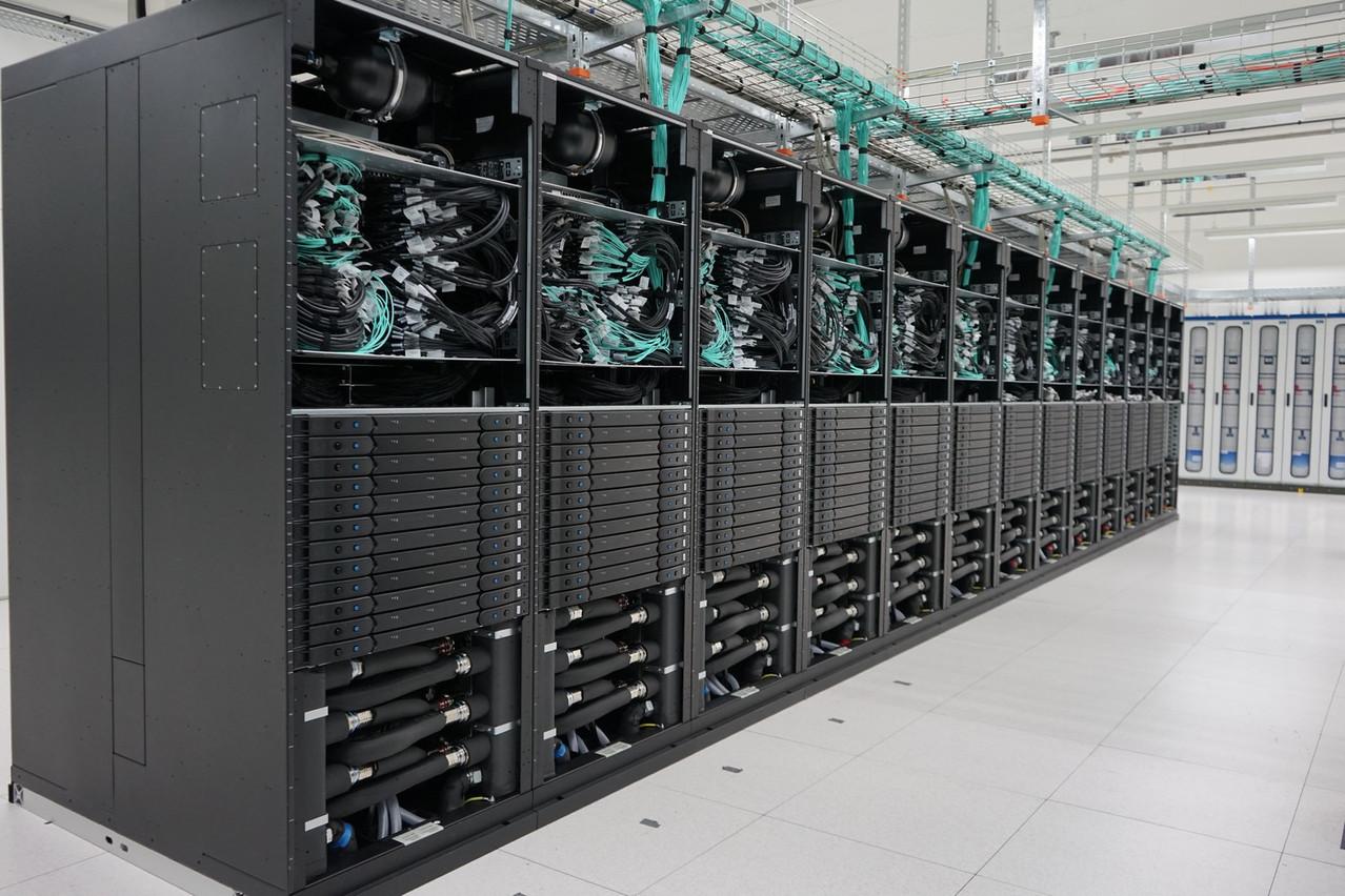 En intégrant de nouvelles technologies et en utilisant des capacités digitales telles que le HPC, les entreprises seront les mieux placées pour exceller dans l'économie de demain. (Photo: LuxProvide)