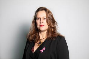 Stephanie Schaeffer: «D'un point de vue personnel, j'aime la partie networking dans un cadre informel, je suis aussi avide de me tenir au courant de l'actualité business de Luxembourg donc le mélange contenu de qualité et développement de mon réseau est ce qui m'a attiré. (Photo: Julian Pierrot / Maison Moderne)