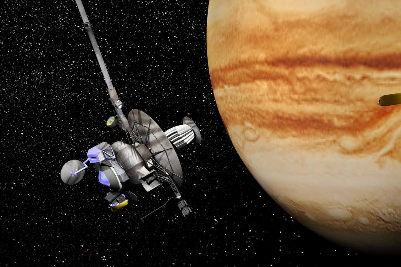 Galileo est en panne depuis vendredi dernier. (Photo: Shutterstock)