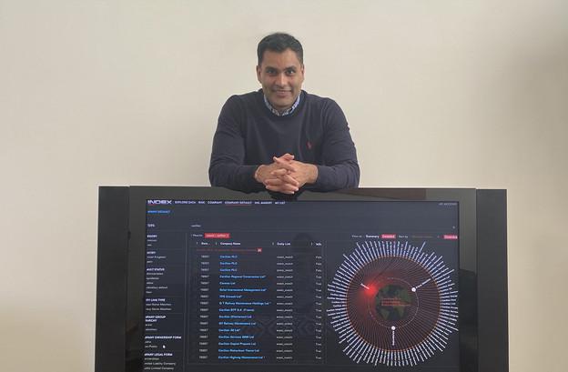 Entièrement concentré sur le développement de ses plateformes, l'AustralienRajiv Abrol, soutenu par PwC, réfléchit à installer son hub européen au Luxembourg, Brexit oblige. (Photo:Galytix)