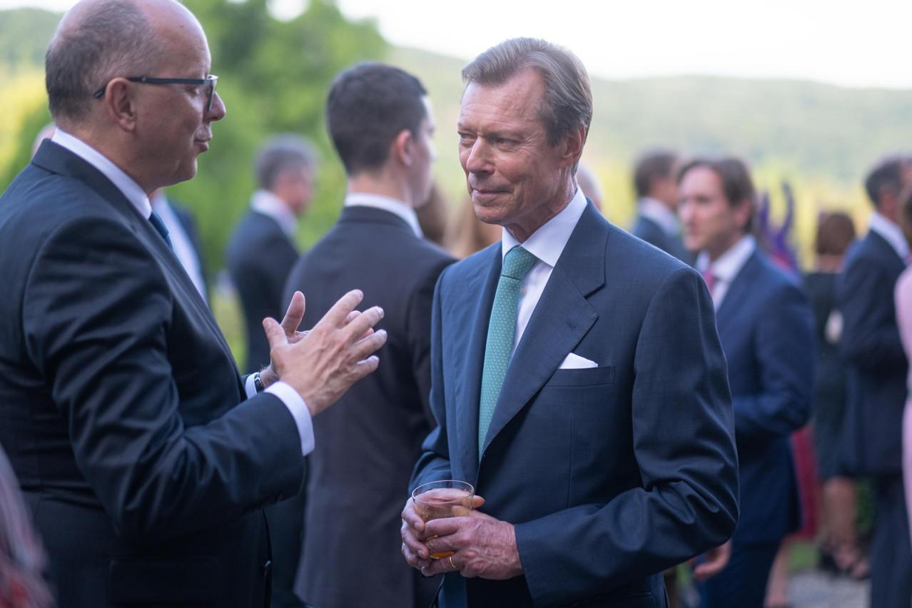 S.A.R. le Grand-Duc Henri. (Photo: Lynn Theisen/Cour grand-ducale)