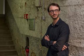 Mathieu Rameau, ingénieur réseaux et sécurité chez Telkea. ((Photo: Andrés Lejona/Maison Moderne))