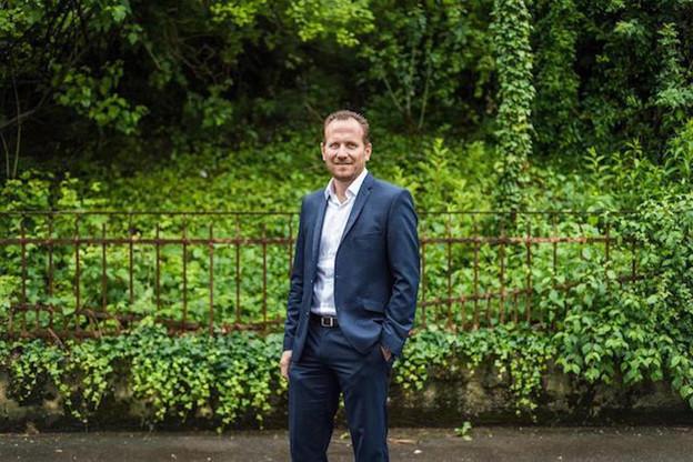 Avec la double nationalité franco-britannique, né à Londres, StéphaneCompain est installé au Luxembourg depuis plus de 20ans.   (Photo: Mike Zenari/archives Maison Moderne)
