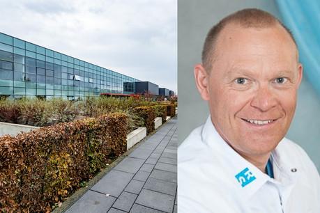 Né en 1970, GastonSchützest actuellement directeur médical responsable des services transversauxaux Hôpitaux RobertSchuman. (Photo: Rehazenter)