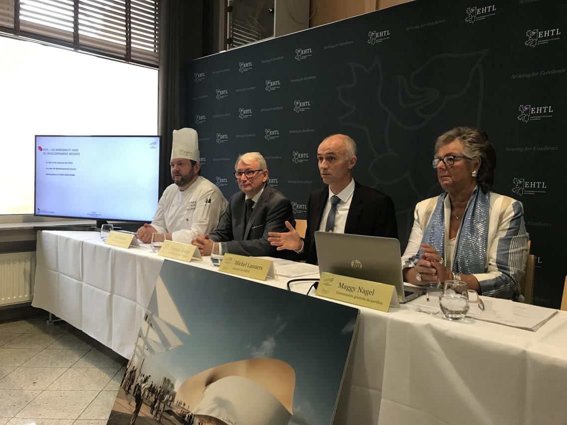 Les préparatifs de la prochaine exposition universelle battent leur plein. Et le Luxembourg vient de dévoiler sa stratégie dans le domaine de la gastronomie. (Photo: GIE Luxembourg@Expo 2020 Dubaï)