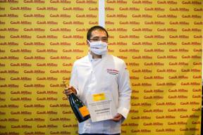 Ryodo Kajiwara, dont le restaurant Ryodo est éluDécouverte de l'année Gault&Millau Luxembourg 2021. ((Photo: Romain Gamba / Maison Moderne))