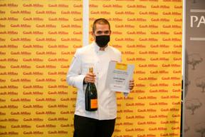 Louis Linster, Jeune Chef de l'année Gault&Millau Luxembourg 2021. ((Photo: Romain Gamba / Maison Moderne))