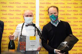 L'équipe du Bellamy,Pop de l'année Gault&Millau Luxembourg 2021. ((Photo: Romain Gamba / Maison Moderne))