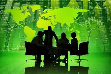 Business oblige – le coût de stockage des données, les Gafam ont lancé des plans d'action pour devenir le plus neutre possible. Depuis 2007 pour Google, la pionnière. (Photo: Shutterstock)