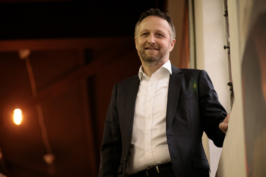 Georges Bock, pictured, co-founded Investre, a neo peer to peer stock exchange for UCITS investment funds with blockchain as a proof of ownership of securities. Matic Zorman