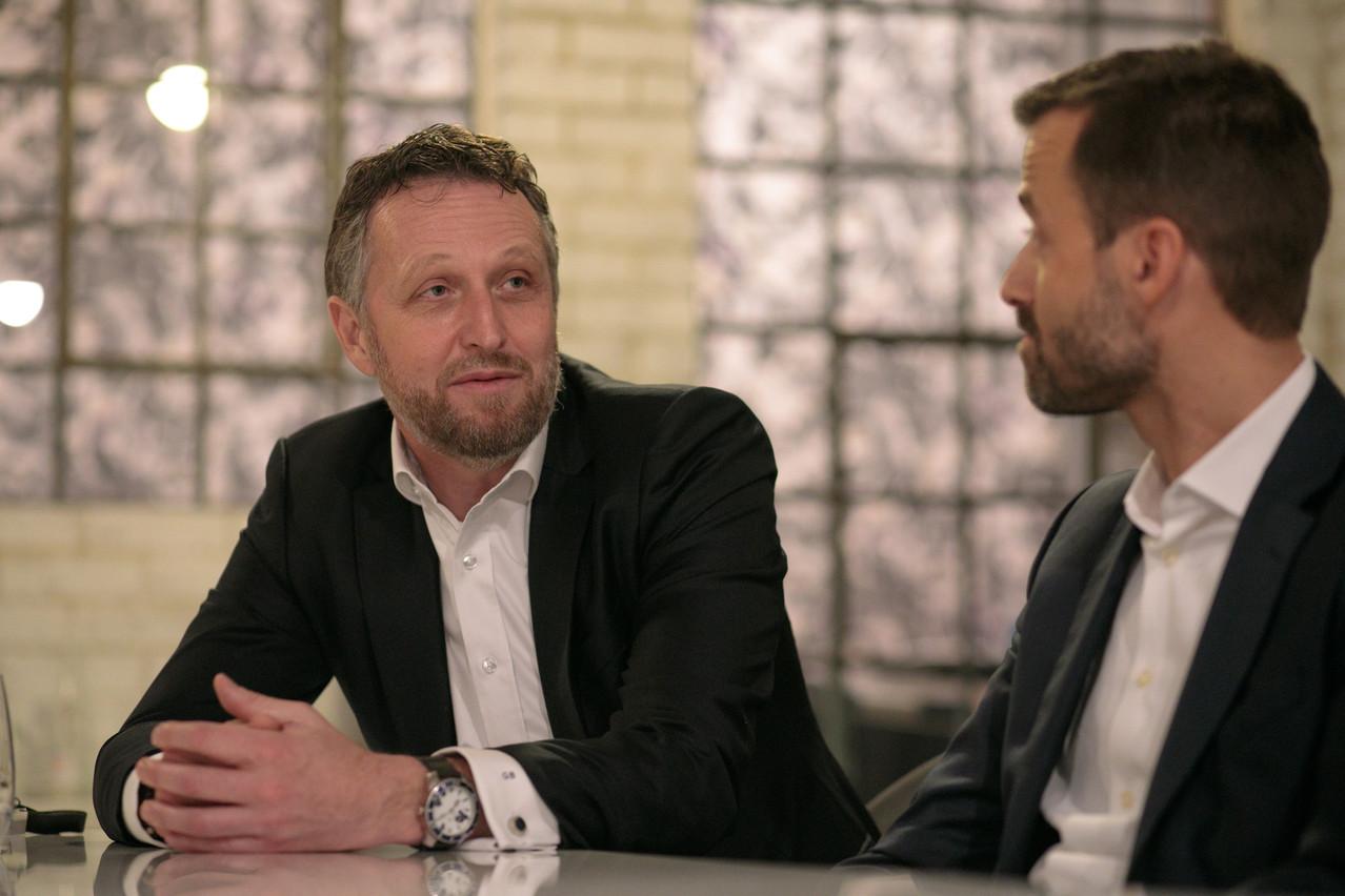Deux ans après avoir décidé de donner un coup de main à Governance.com, GeorgesBock rejoint aussi le board d'Investify. (Photo: Matic Zorman / Archives Paperjam)