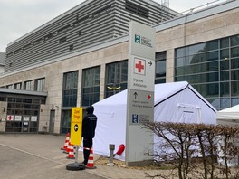 Le conseil d'administration des Hôpitaux Robert Schuman a approuvé un nouveau bureau. (Photo: Paperjam)
