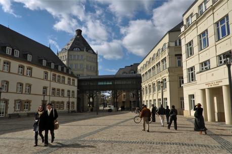 Le Parquet de Luxembourg-ville aura un nouveau procureur d'État en avril. (Photo: Shutterstock)