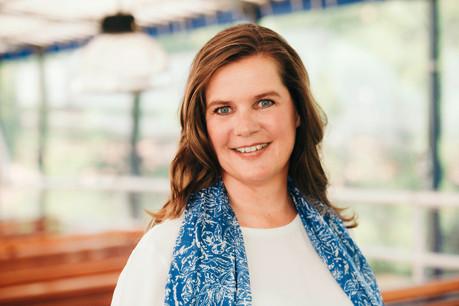 Avant de prendre la direction du Bureau du tourisme à Munich en 2013, Geraldine Knudson était city manager de la Ville de Luxembourg. (Photo:Dominik Parzinger)