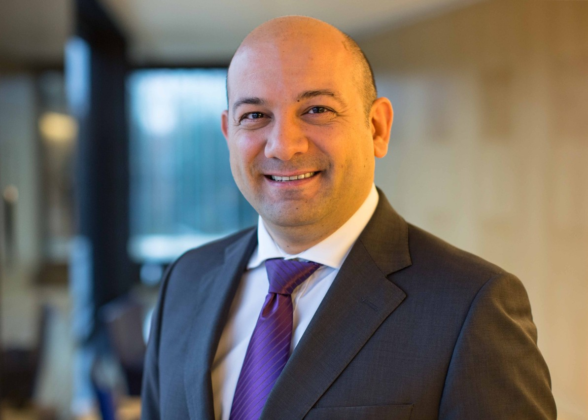 Paulo Flora Rei, Conseiller Private Banking chez Banque de Luxembourg. (Photo: Banque de Luxembourg)