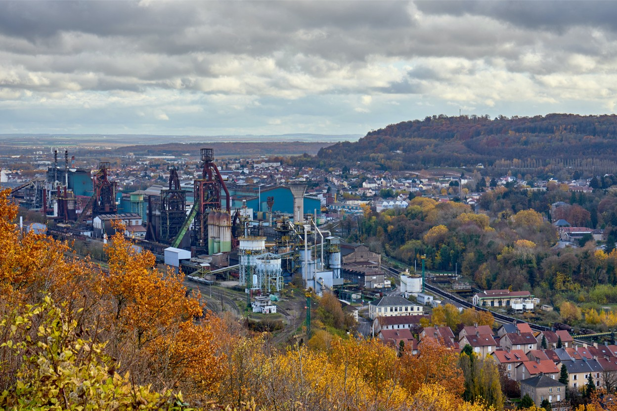 The Hayange steel site has 430 employees. (Photo: Shutterstock)