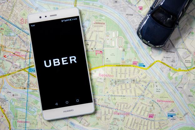 Harvard Business Review a choisi de se pencher sur le cas des chauffeurs de la société Uber à New York et à Londres. (Photo: Shutterstock)