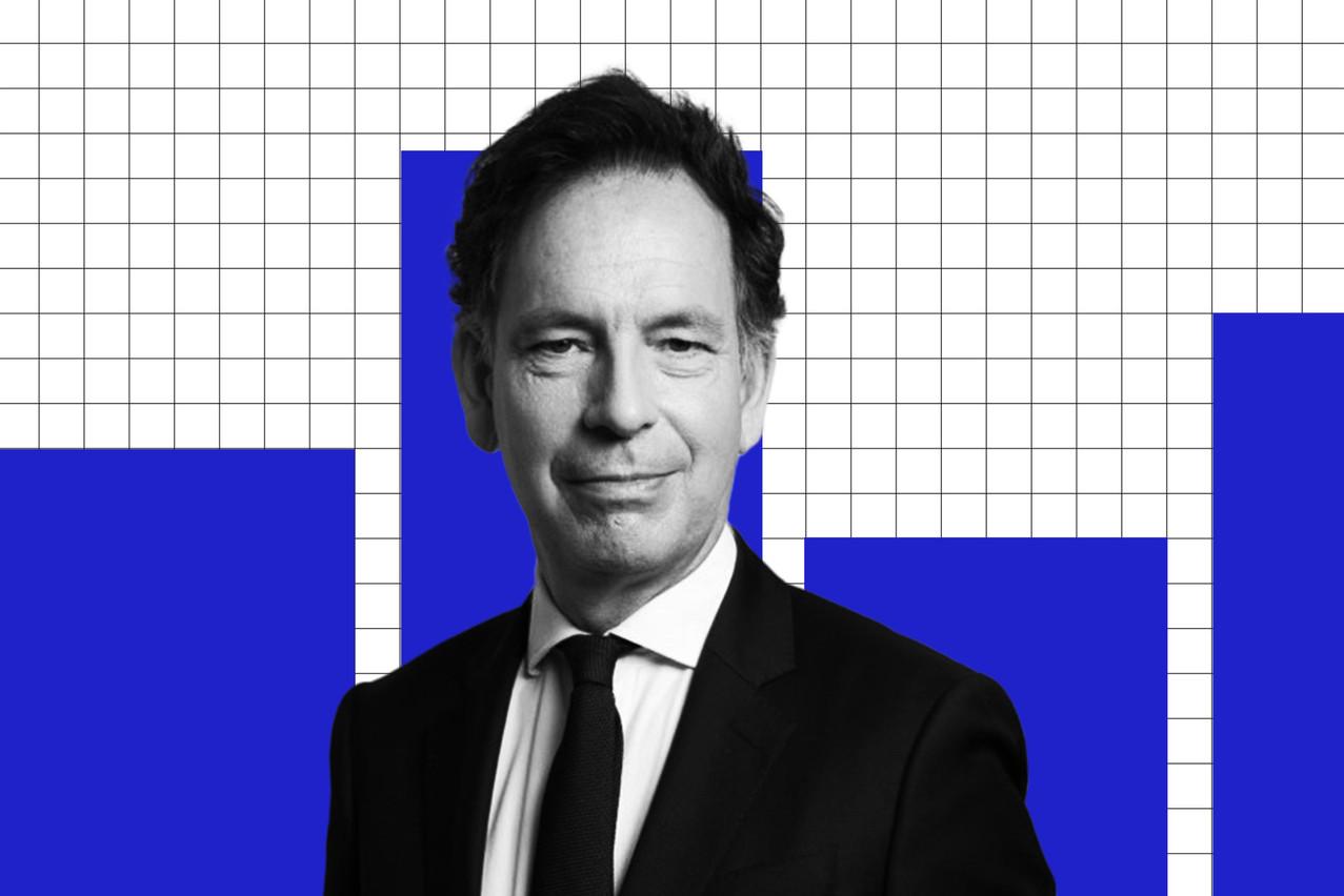Laurent Issaurat, head of art banking services, Société Générale Private Banking. (Photo: Maison Moderne)