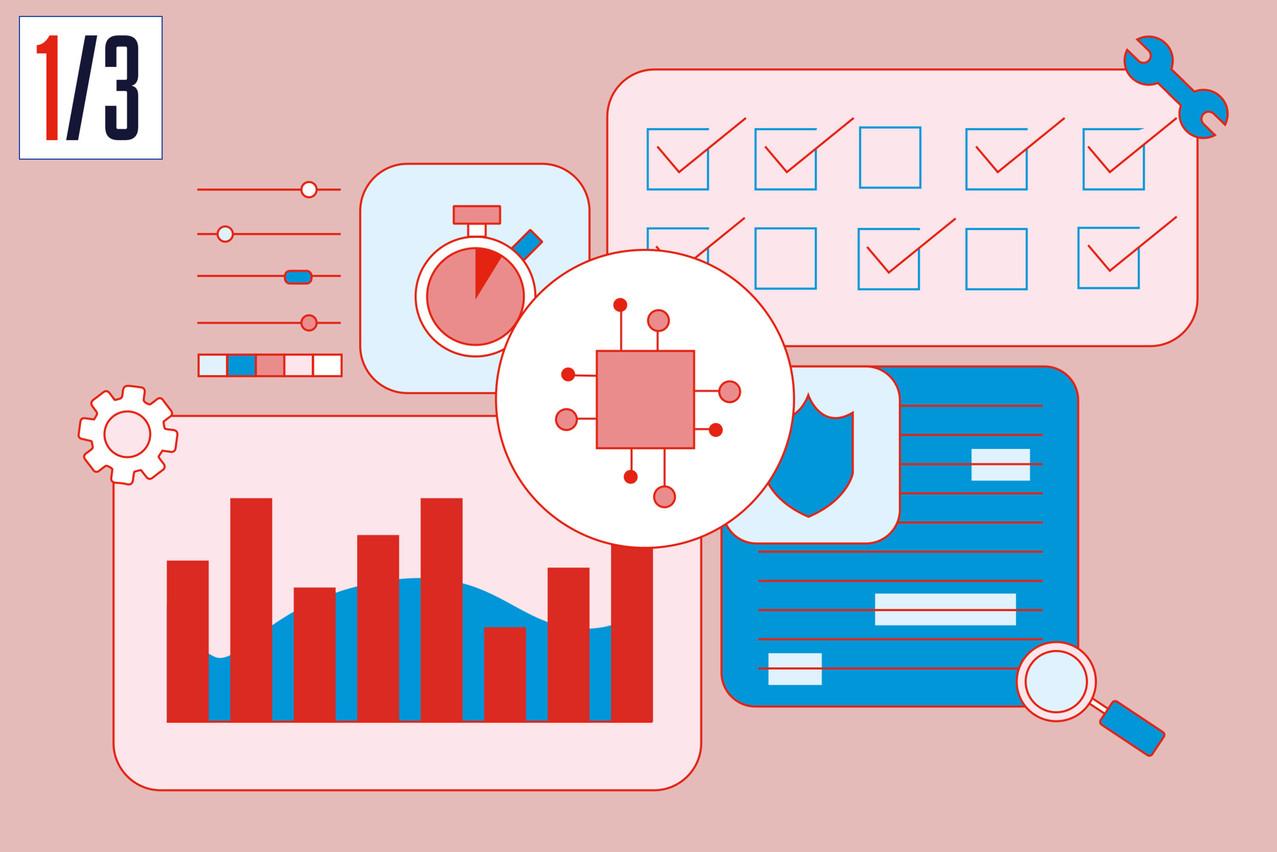 AI integration can help streamline workflow. (Illustration : Maison Moderne)