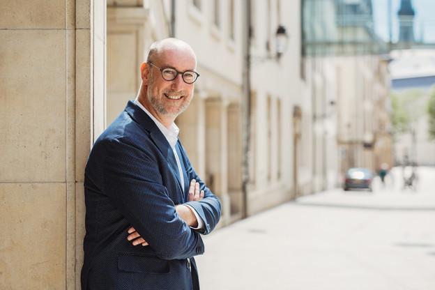 Le député originaire de Junglinster, engagé au DP depuis ses 26ans, succède au regretté EugèneBerger avec un an d'avance. (Photo: DP)