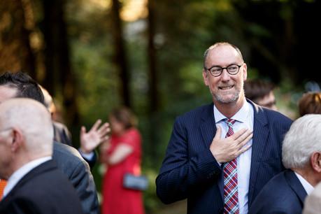 Le député Gilles Baum (DP) quittera ses fonctions d'échevin le 1er septembre 2020 pour se consacrer pleinement à son poste de chef de fraction à la Chambre des députés. (Photo: Maison Moderne / archives)