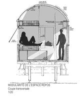 Projet de Teisen & Giesler à Pétange. ((Illustration : Teisen & Giesler))