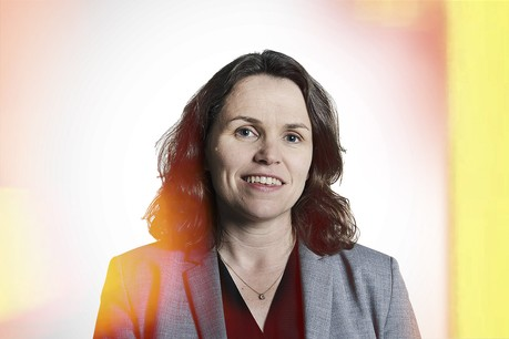 Evelyn Maher, Partner and Head of the Investment Management department at BSP. (Photo: Maison Moderne)